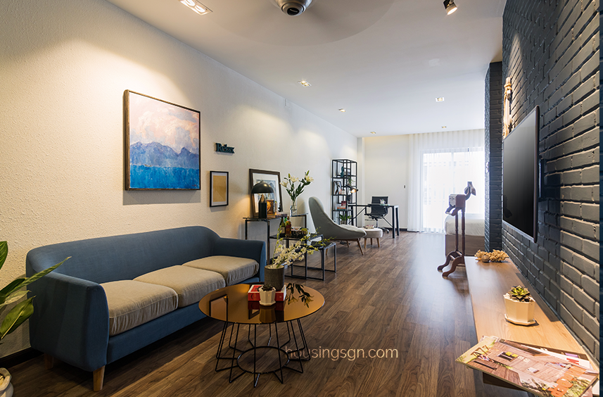 BT0010 | EXQUISITE APARTMENT FOR RENT IN BINH THANH DISTRICT