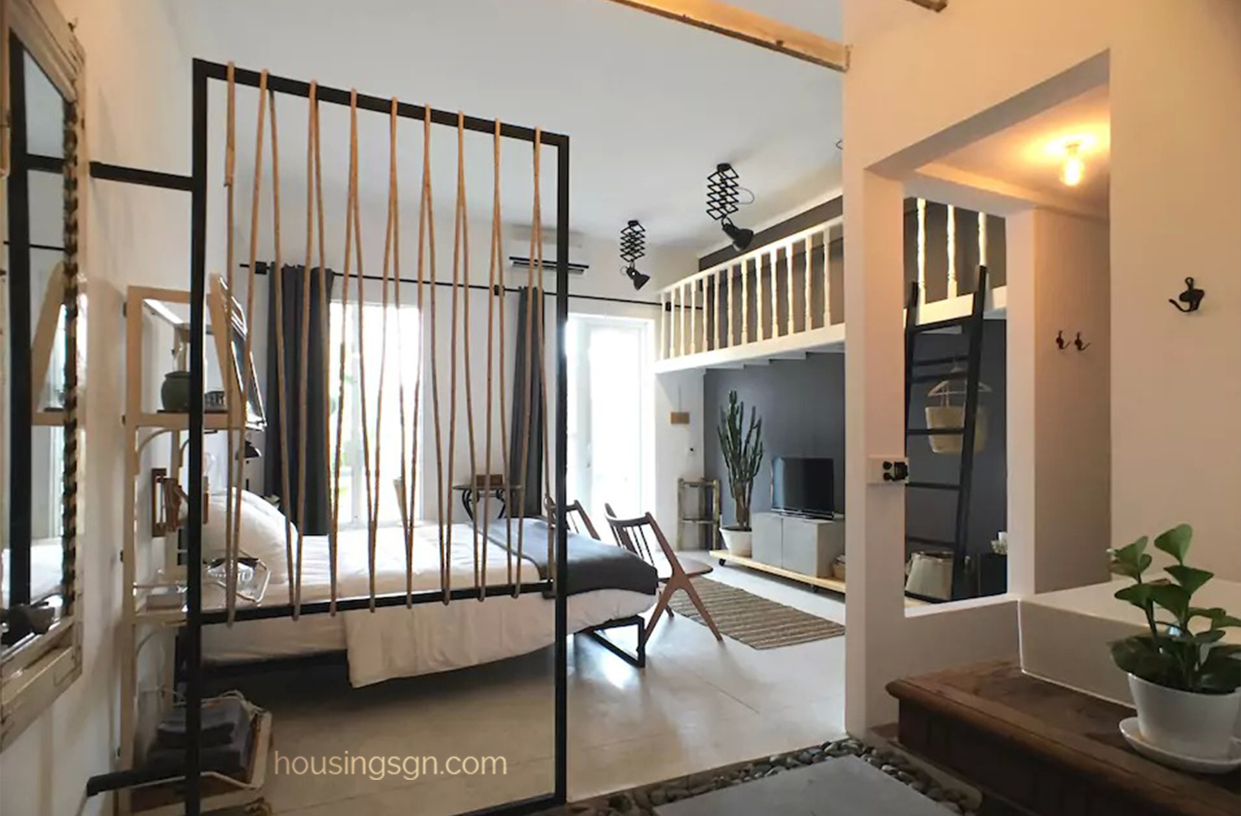 In One Of The Greatest Location Comfortable Bed Private And Clean Home With Plenty Character On 2nd Floor A Retro Saigon Apartment Building