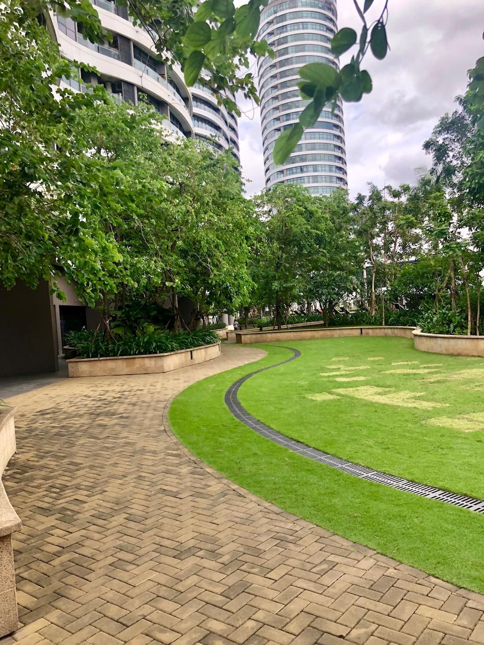 City Garden Design Ideas: CUSTOM DESIGN APARTMENT, CITY GARDEN, BINH THANH